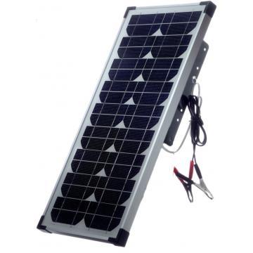 Panou solar pentru gard electric 20 w