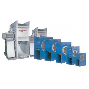 Ventilator centrifugal fix Kongskilde