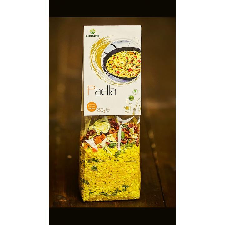 Orez Paella cu legume uscate
