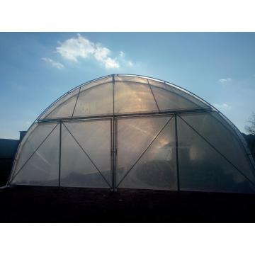 Solarii cu folie dubla Solar Profi 8 - 8x20m