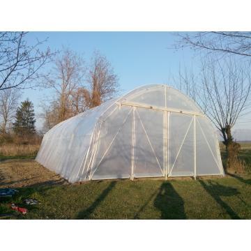 Solarii legume cu folie dubla Hobby 5 - 5x10 m