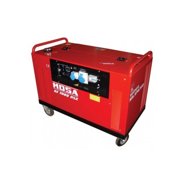 Generator curent monof. Mosa 5,5 kVA