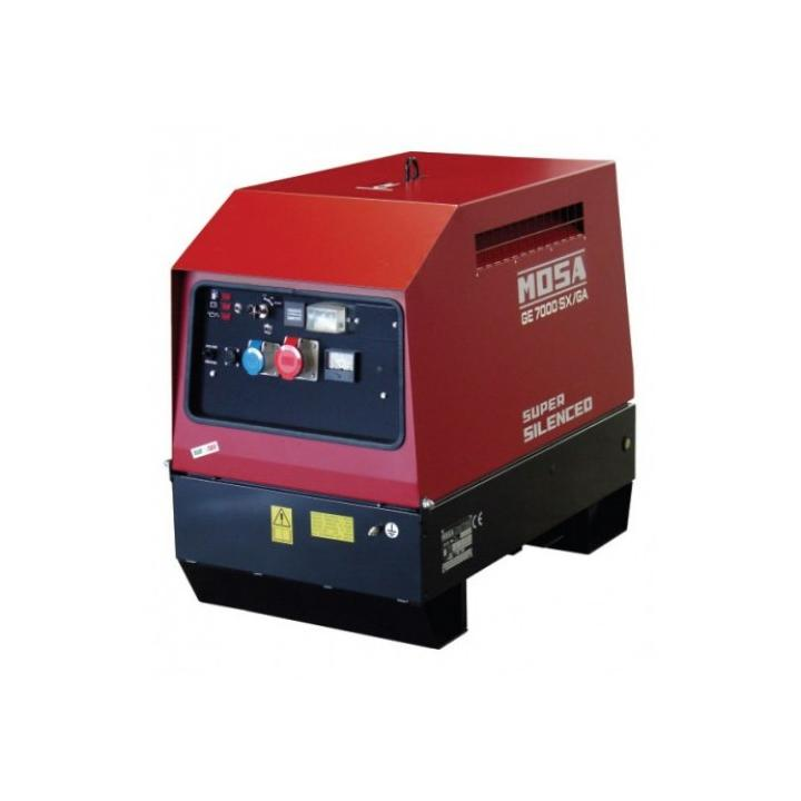 Generator curent trifazat Mosa 6,5 kVA