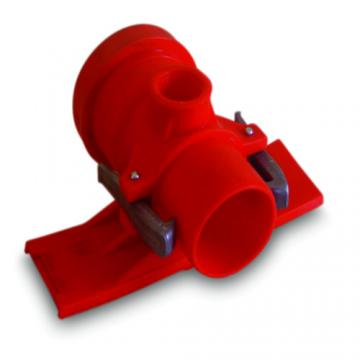 Hidrant aripa de ploaie 90 mm cu stabilizator
