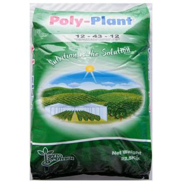 Ingrasamant total solubil PolyPlant 12.43.12 microelemente