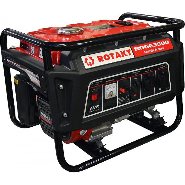 Generator de curent Rotakt ROGE3500, 2.8 KW