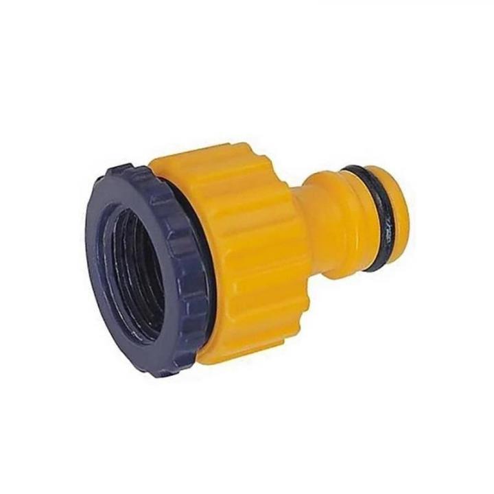 "Racord robinet Strend Pro TS3007, 1/2"" la 3/4"", plastic"