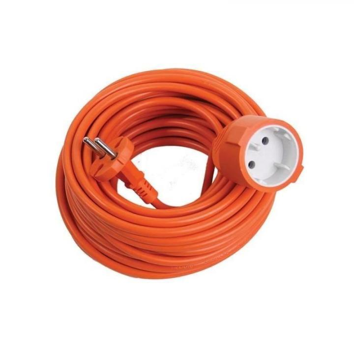 Cablu prelungitor cu cupla, TopGarden 10 m