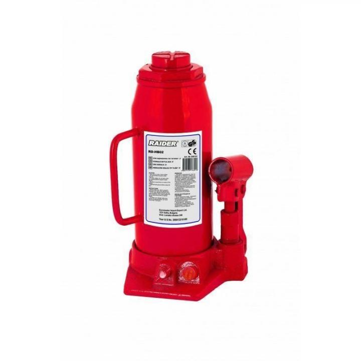 Cric hidraulic butelie Raider RD-HB10, 10 Tone