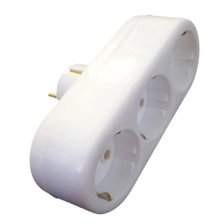 Triplu stecher ceramic cu 3 locasuri, IPEE TSC