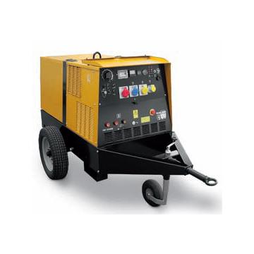 Generator de curent cu sudura