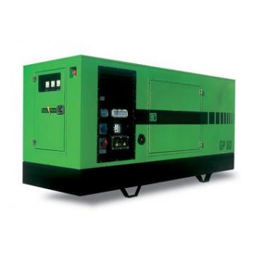 Generator trifazat, 90 kVA, motorizare Volvo