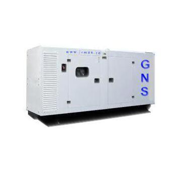 Generator de curent cu carcasa