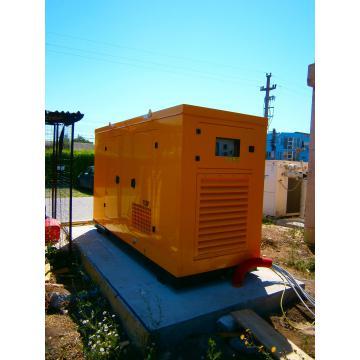 Grup electrogen silent Volvo - 700 kVA