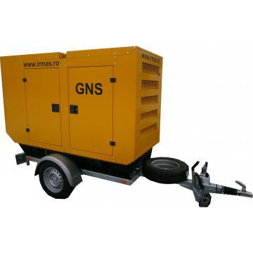 Inchiriere generator curent 25 kVA