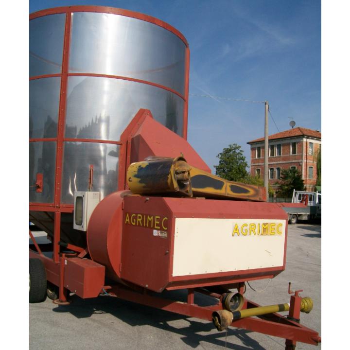 Uscator de cereale mobil Agrimec AS 1500