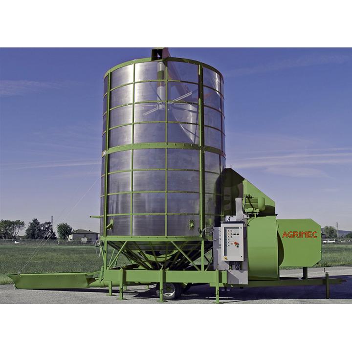 Uscator de cereale mobil Agrimec AS 2.750
