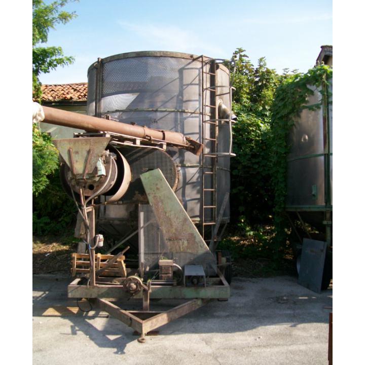 Uscator de cereale mobil Agrimec (Esfor) 1500