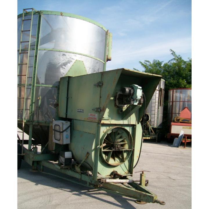 Uscator de cereale mobil Esfor Biturbo 15 tone