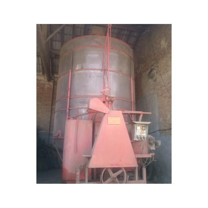 Uscator de cereale mobil Pedromotti 22 T
