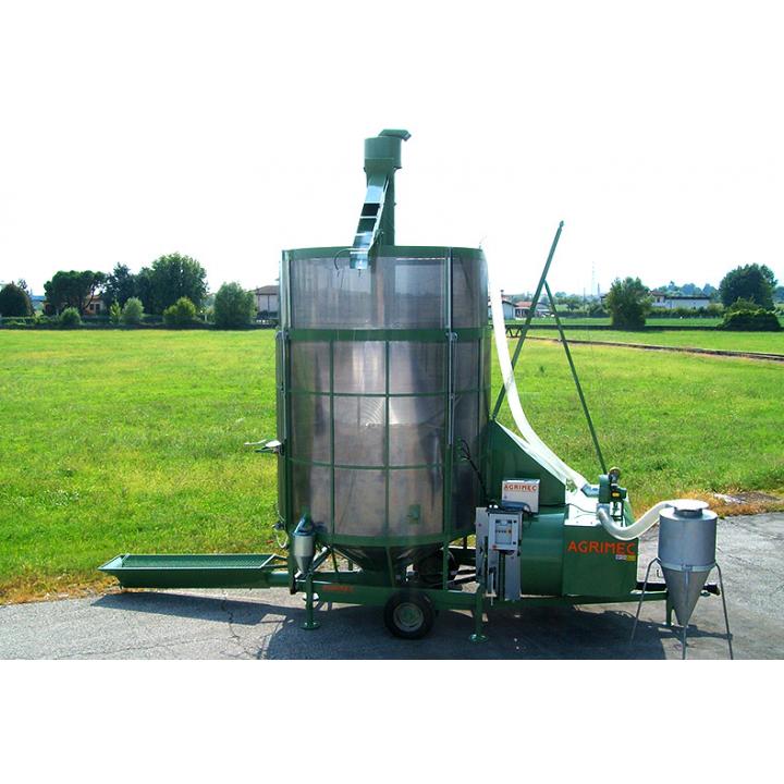 Uscator de cereale mobil Agrimec AS 1500 - 1550