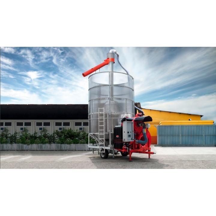 Uscator de cereale mobil Pedrotti Large 200