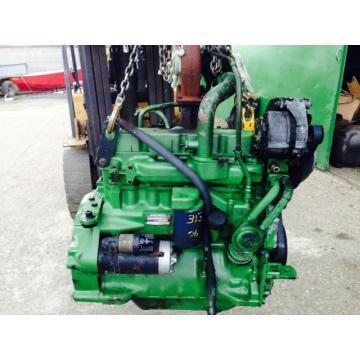 Motor complet tractor John Deere 4039T