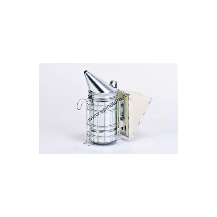 Afumator tabla zincata protectie sarma