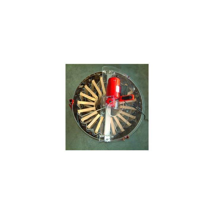 Centrifuga inox electrica radiala 20 rame Tucano