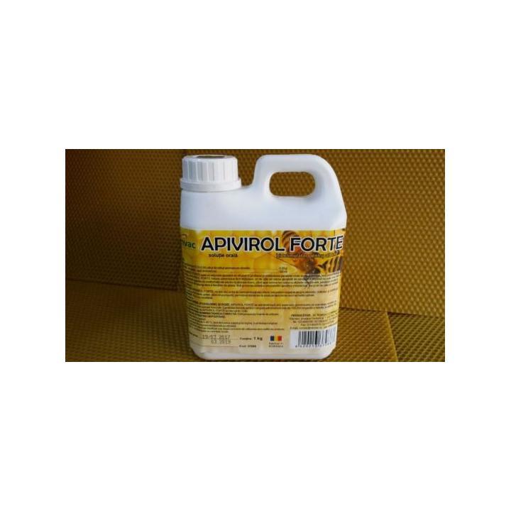 Tratamente pentru albine Apivirol Forte 1 litru