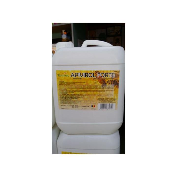 Tratamente pentru albine Apivirol Forte 5 litri