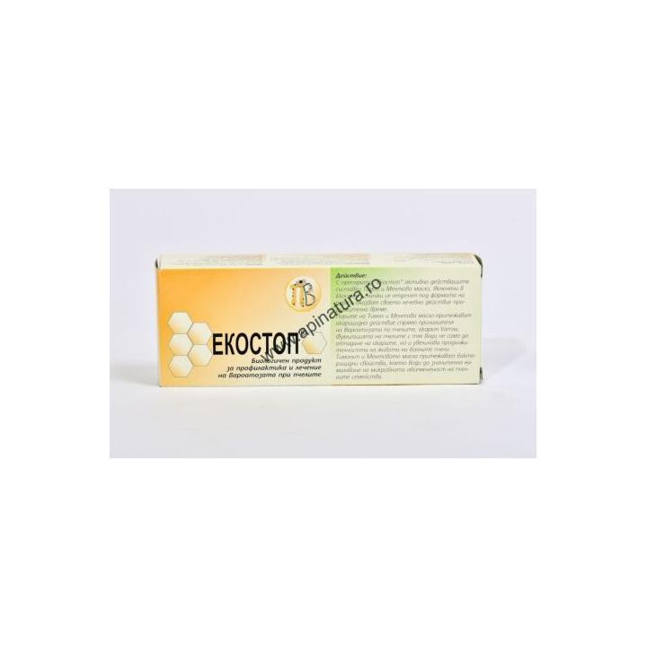 Tratamente pentru albine Ecostop