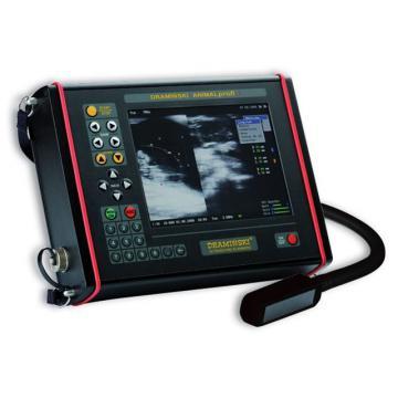 Ecograf cu sonda electronica - Animal Profi L - APL RT PC