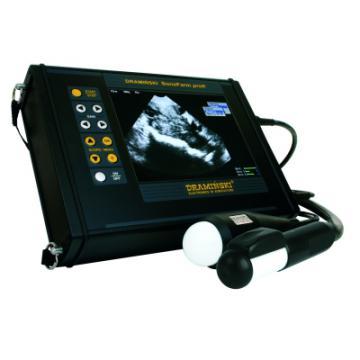 Ecograf cu sonda mecanica medicina veterinara SonoFarm