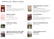 Biblioteca de cultura catalana