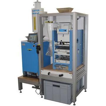 Sortator / curatator automat pentru cereale si seminte
