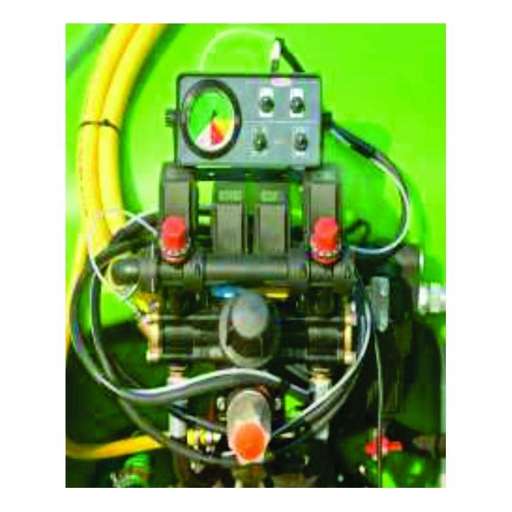 Comanda electrica + supapa electrica pentru erbicidatoare