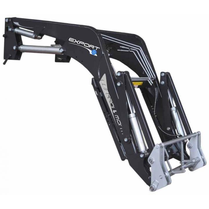 Incarcator frontal Arganani - Maxi Export