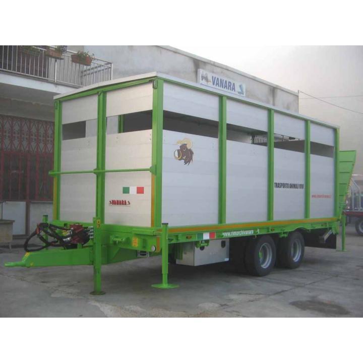 Remorca transport animale Vanara