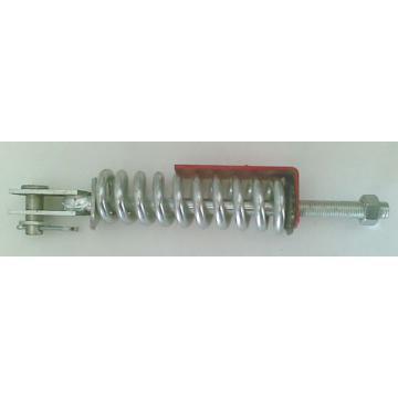 Intinzator curele pentru cositoare rotativa cu tamburi