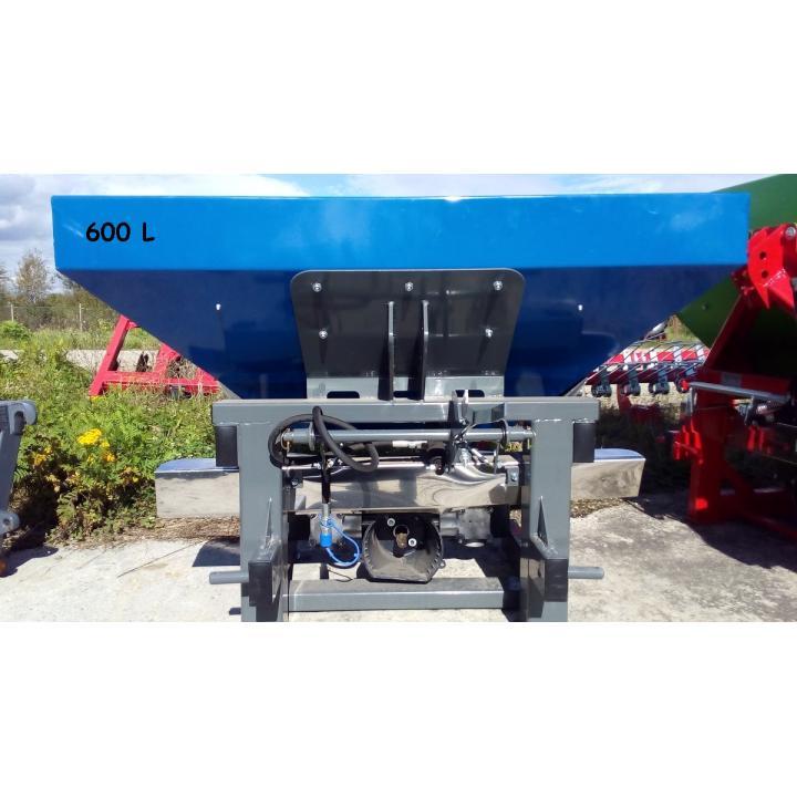Masina de imprastiat azot 600 L