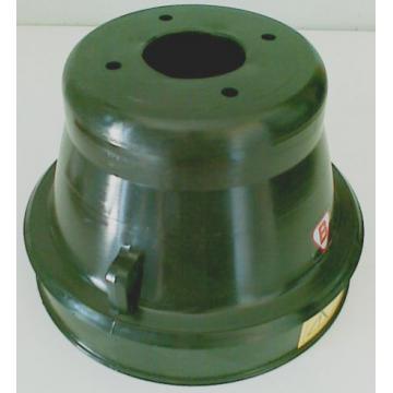 Protectie din plastic pentru cositoare cu tambur