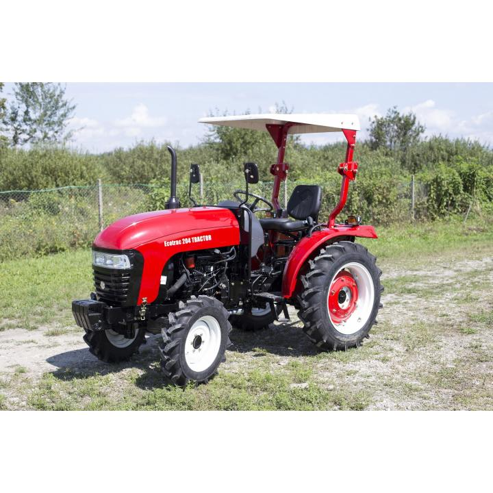 Tractor Ecotrac 204, 4x4, 20 CP