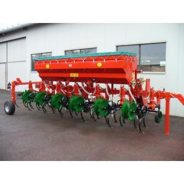 Cultivator fix ABK 006 cu distribuitor ingrasaminte Big Bag