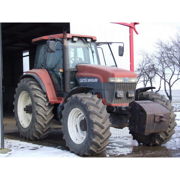 Tractor New Holland G210 second hand