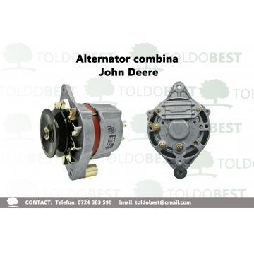 Alternator combine agricole JD, Massey Ferguson, Laverda