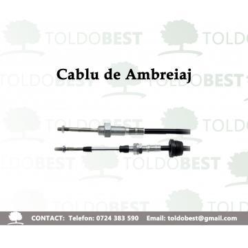 Cablu ambreiaj tractor agricol Fendt, John Deere, Case-IH