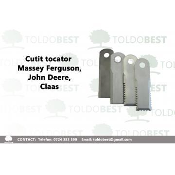 Cutit tocator combina agricola John Deere, Massey Ferguson