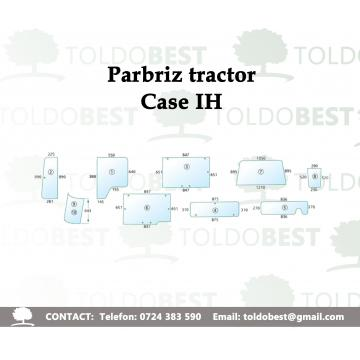 Parbriz tractor Case IH