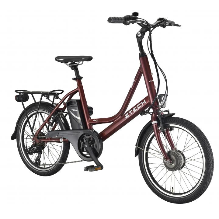 Bicicleta electrica ZT-73 City Link Compact
